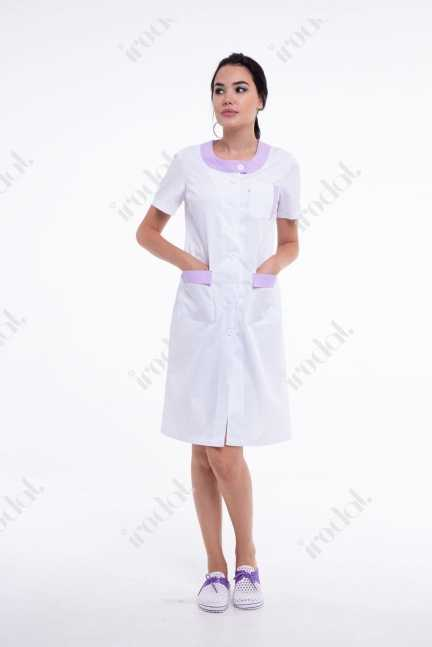 Медицинский женский халат от Irodat Классик 2