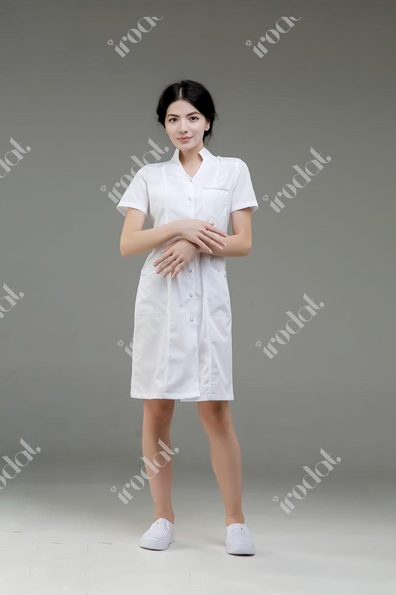 Медицинский халат от IRODAT