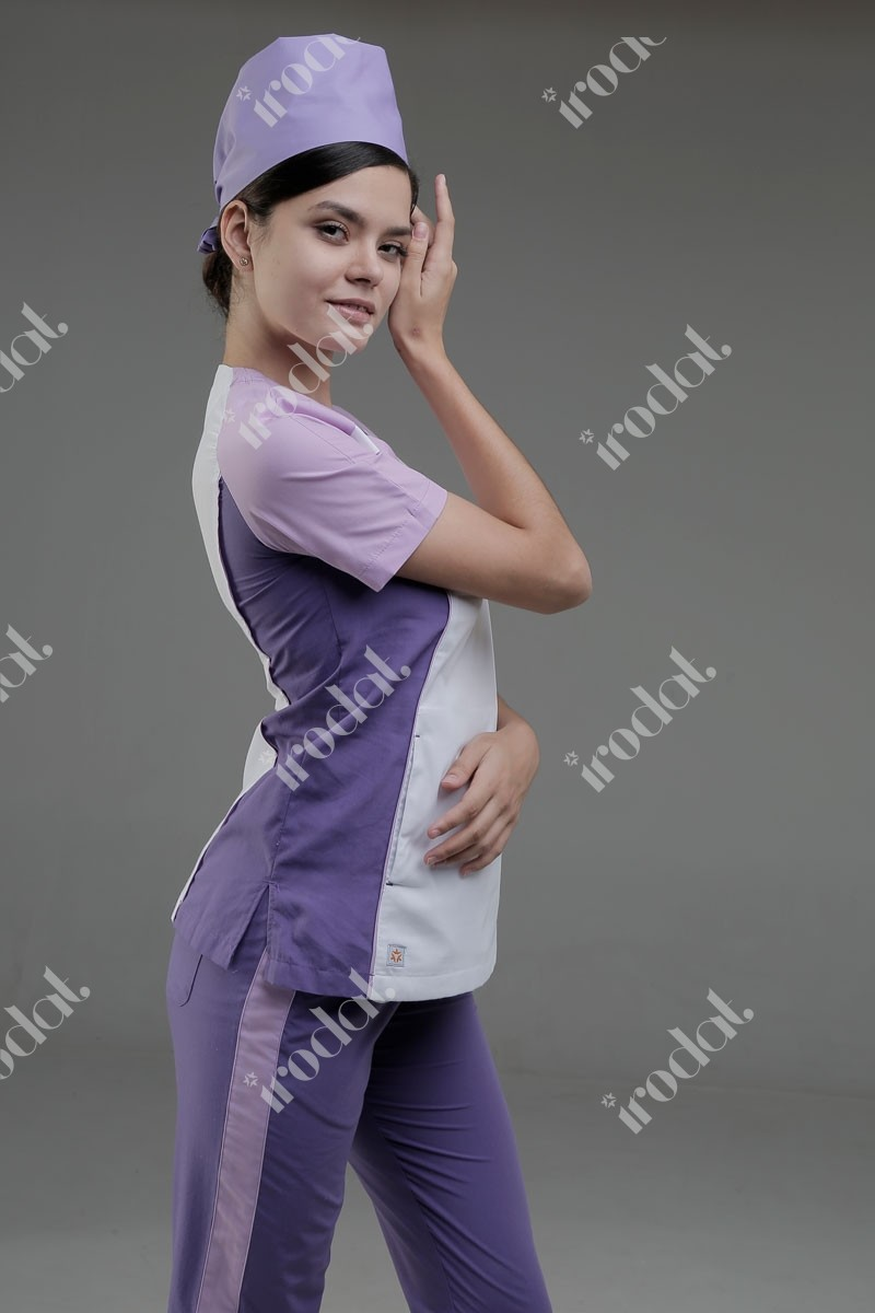 Обновленный хирургический женский костюм от Irodat