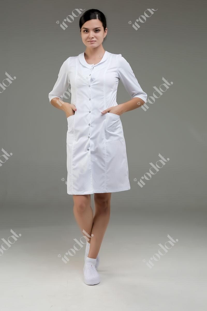 Медицинский женский халат от IRODAT