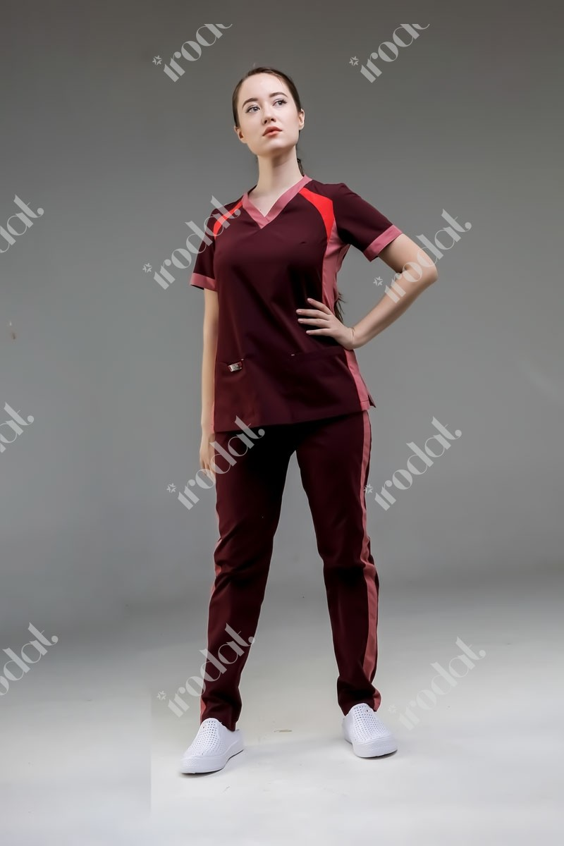 Медицинский костюм хирургический  женский