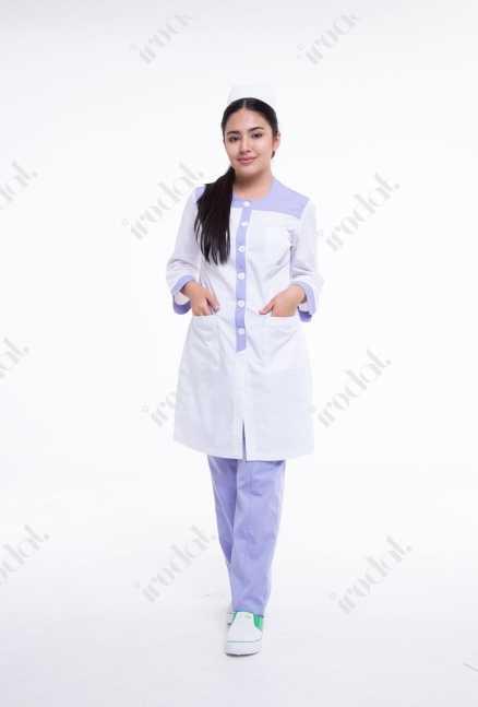 Хирургический костюм женский