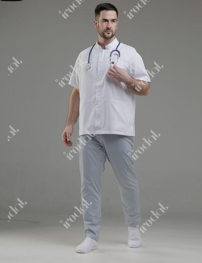 Куртка медицинская мужская