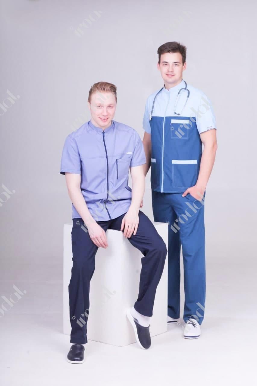 Медицинский форма мужской