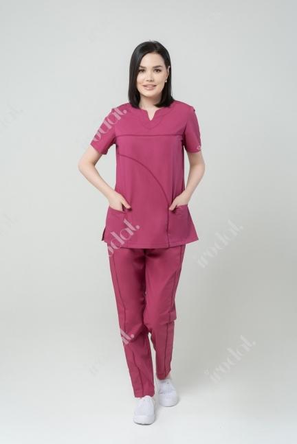 Медицинский  костюм женский Новинка