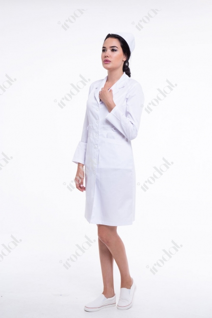 Медицинский женский халат от Irodat Классик