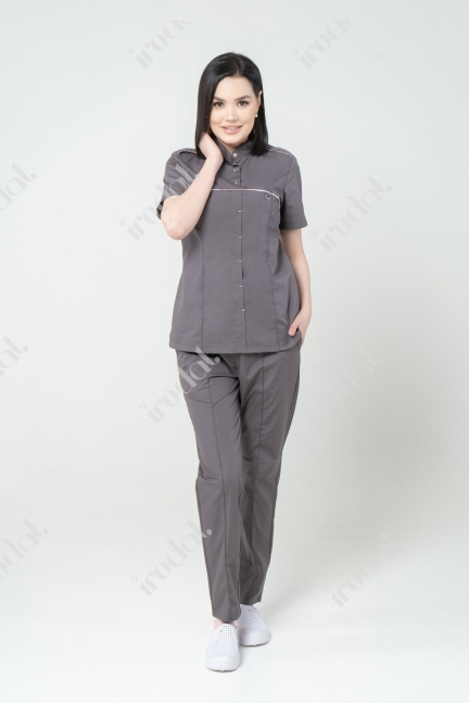 Медицинская хирургическая женская  форма стильная