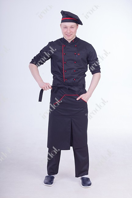 Поварской костюм мужской